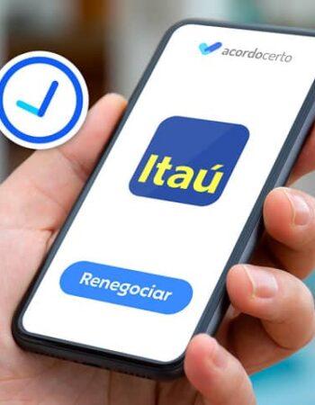 Renegociação Itaú: Como Fazer Online?